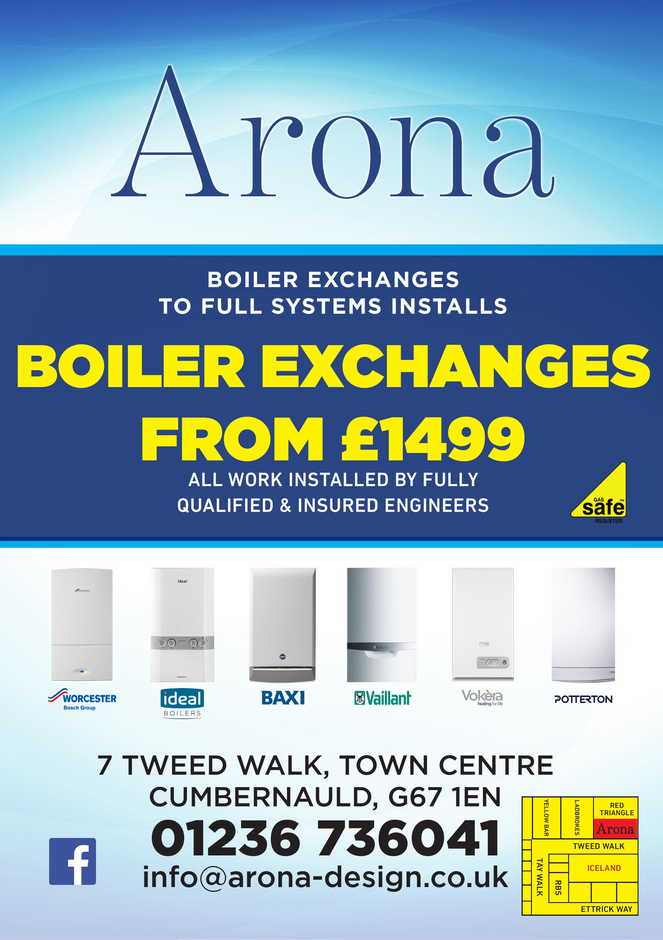Arona A1 boiler poster 2